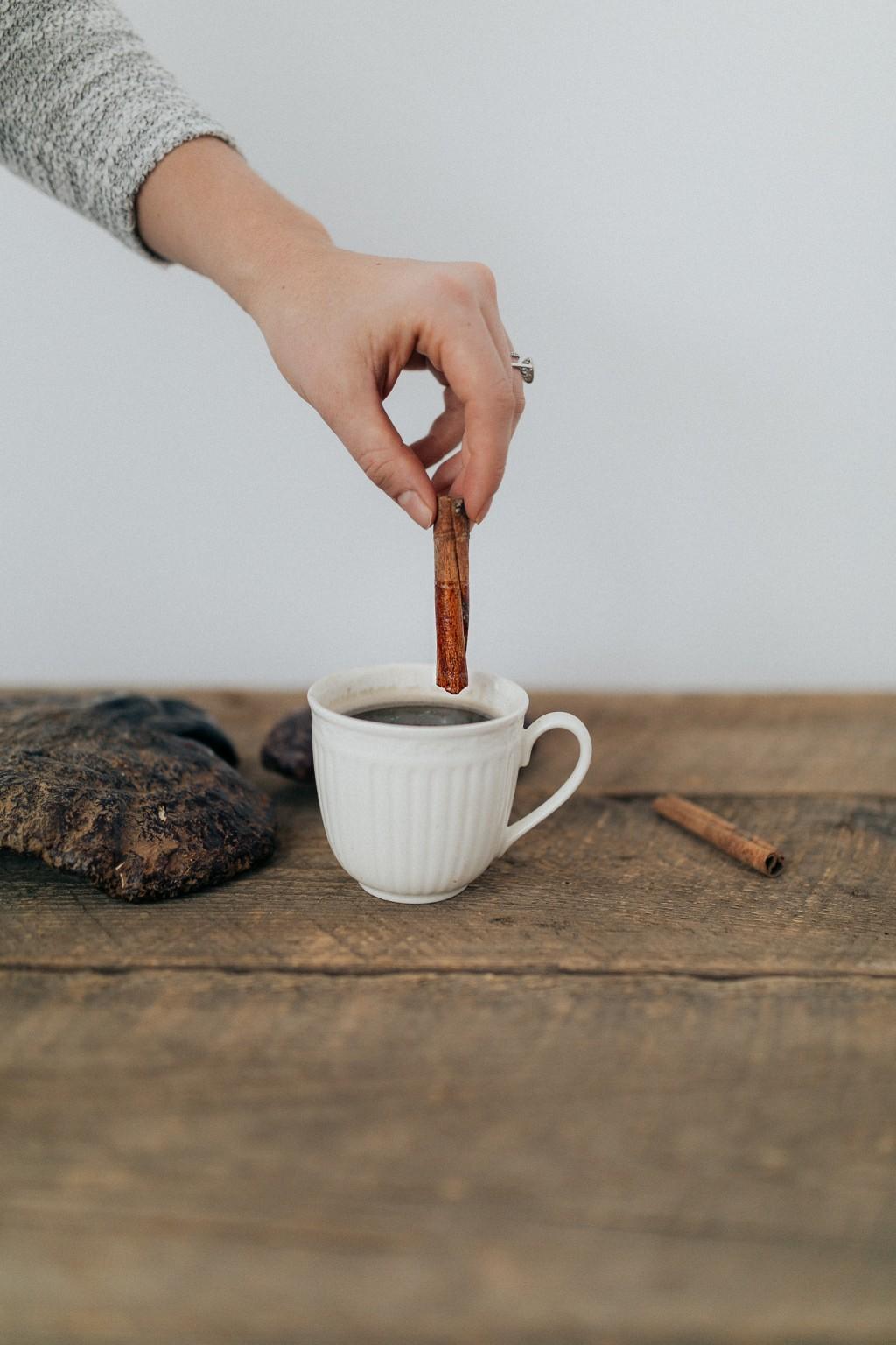 Le reishi, champignon de l'immortalité + recette de chocolat chaud au reishi